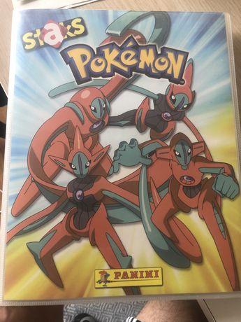 Procuro STAKS PANINI Pokemon - 2006