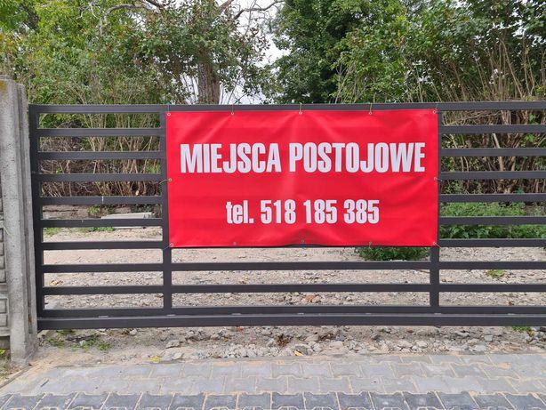 Miejsca postojowe w centrum miasta ul. Bł. Jolenty