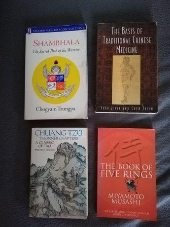 Livros de Filosofia Oriental/Espiritual - ZEN, I Ching...(portes gráti