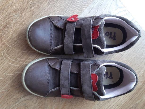 Buty trzewiki dziewczęce 35