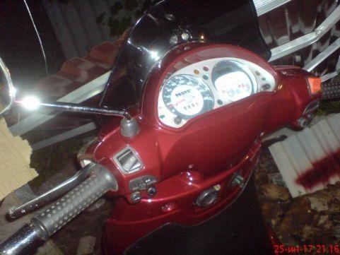 Piaggio Beverly 500, 2005, разборка. Aprilia 500.