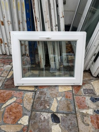 Okna uchylne 96x73 pcv piwniczne dowóz Niemieckie