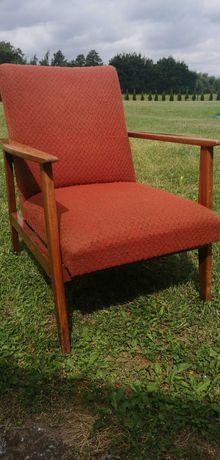 Fotel fotele Sprzedam 2 PRL