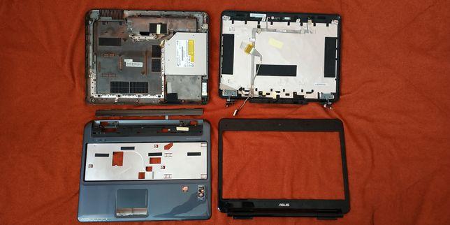 Корпус ноутбука ASUS N51T