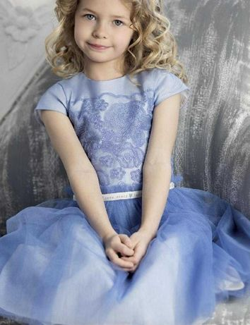 Платье нарядное Mothercare Monnalisa Choupette Wojcik Ceremony 4-7лет