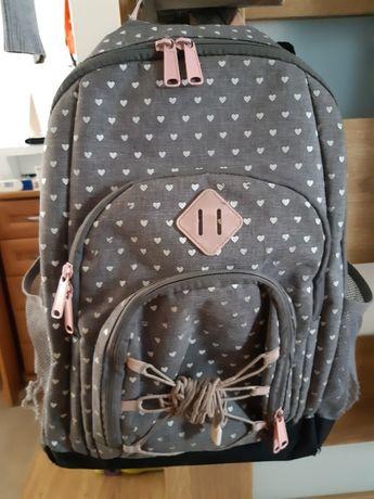 Plecak szkolny dzięwczęcy