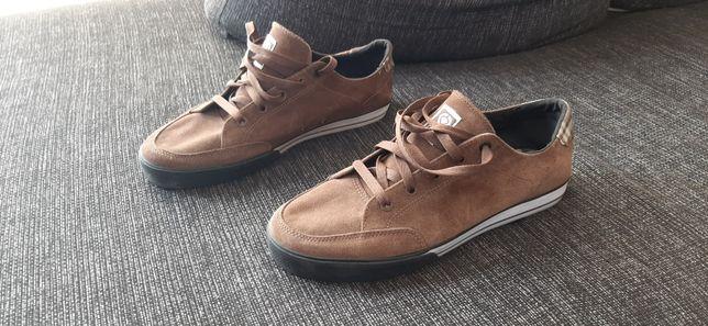 Sneakersy C1RCA zamszowe r. 46 jak nowe wkładka 28,5 cm, trampki skóra