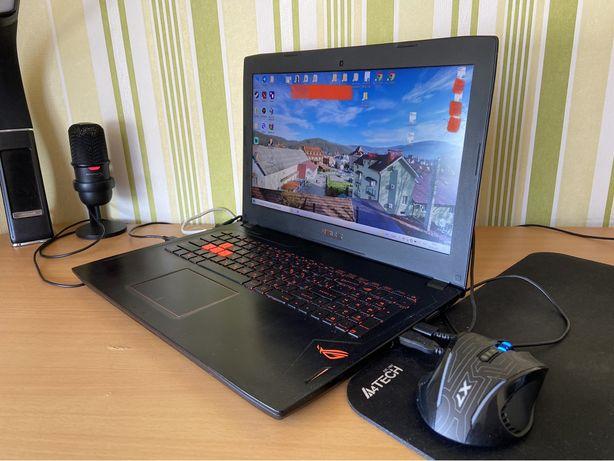 Игровой ноутбук ASUS ROG STRIX GL502VT