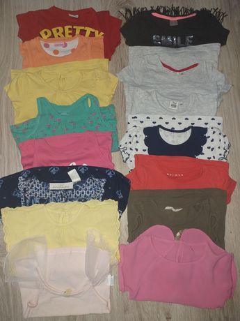 Bluzeczki kr.rękaw h&m, Disney