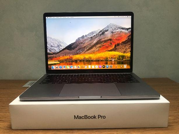 """MacBook Pro 13"""" 2017 2.5 GHZ і7 16 gb 256 SSD Custom Z0UK00013 33цикли"""