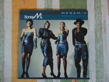 Płyta Bony M.Megamix