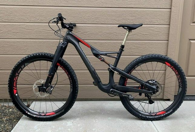 Велосипед Specialized S-Works Camber || 2018 года