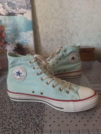 Кроссовки Converse all star оригинал есть торг
