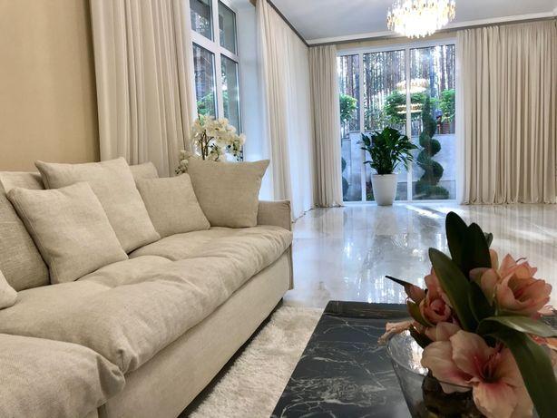 Дом VIP-Класса с дизайнерским ремонтом и мебелью а Лесной Буче