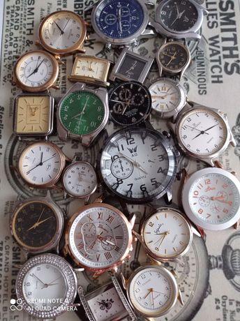 Graty ze starej chaty_stare zegarki_zestaw części, starocie.