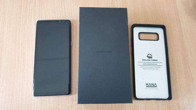Продам смартфон Samsung Galaxy Note 8 6/64. SM-N950F/DS