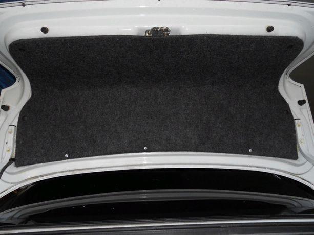 Обшивка багажника, тюнинг, ланос, сенс, lanos, sens 250гр