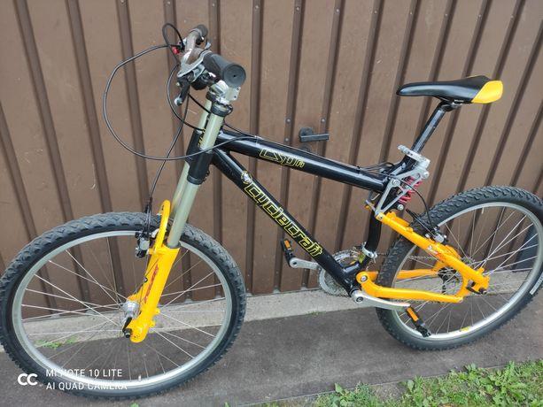 Rower górski Cyclecraft csp F1 26cali Alu MTB full