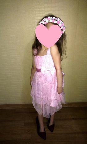 Нарядное платье Amy's Closet 104 - 110 см фирменное