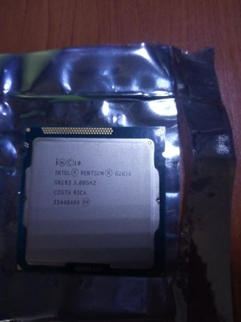 Процессор Intel Pentium G2030 s1155