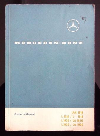 Mercedes Benz - Manual do proprietário