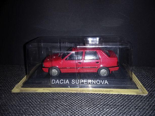 Dacia SuperNova - Deagostini -Skala 1:43 Nowa