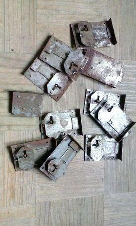 Fechaduras para móveis antigos