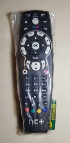 Pilot nc+ canal+ c+ mediabox 3740sx nbox 5800sx 5720sx 5800s + baterie