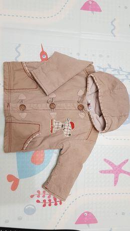 Вельветова курточка на осень/весну