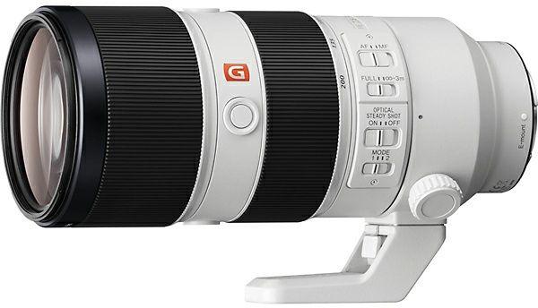 Obiektyw Sony FE GM 70-200mm f/2,8 OSS