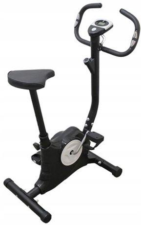 Nowy Rower treningowy stacjonarny Ffitness rowerek pulsometr trenażer