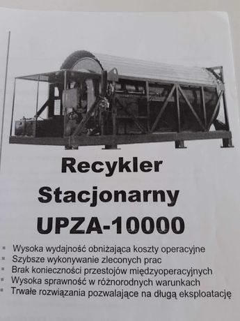 Recykler stacjonarny