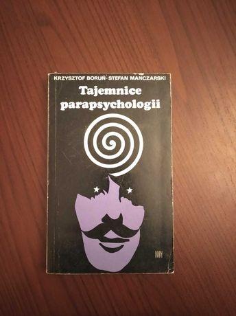 Tajemnice parapsychologii