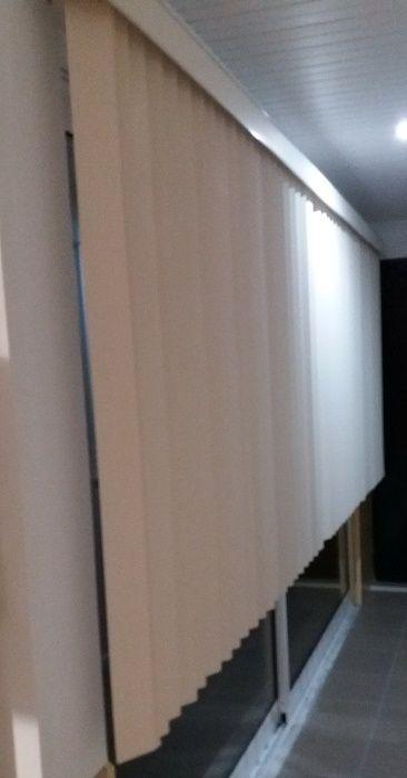 Lâminas estore verticais em PVC Horta (Matriz) - imagem 1