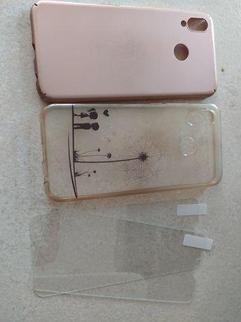 Obudowa szybka ochronna Huawei P 20 lite
