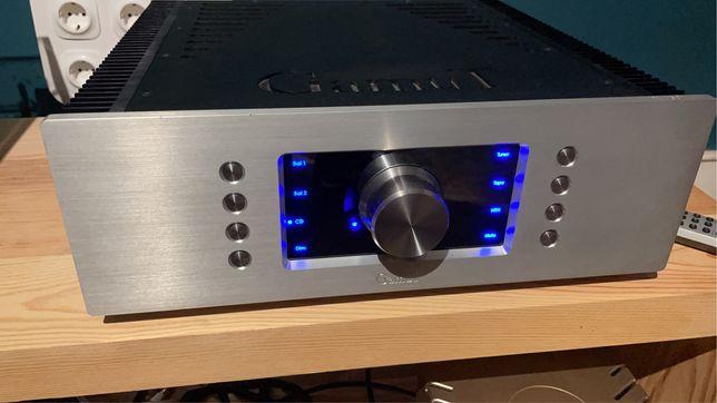 Amplificador Integrado Dual Mono Gamut 150Di 180w 8ohms e 360w 4 ohms