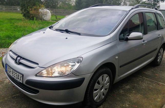 Peugeot 307, 2004r