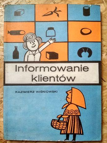 Informowanie klientów - Kazimierz Wiśniowski