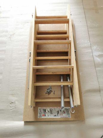 Schody strychowe FAKRO 60x120
