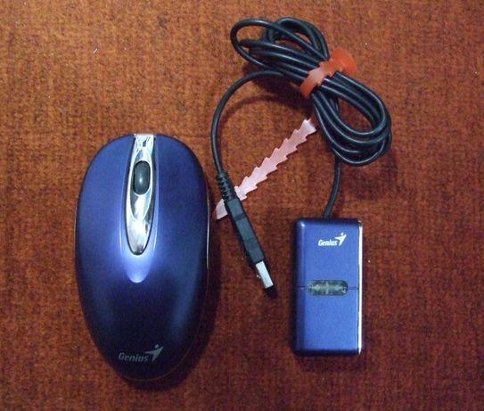 Мышь беспроводная Genius GK-04004 с приемником GK-05003/R
