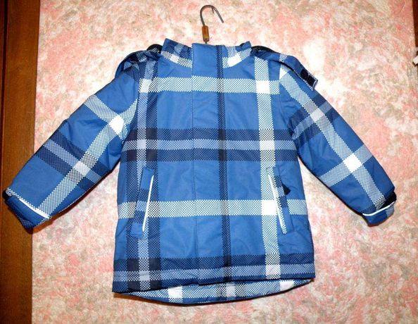 Зимняя термо-куртка на рост 86-92 см новая ТСМ