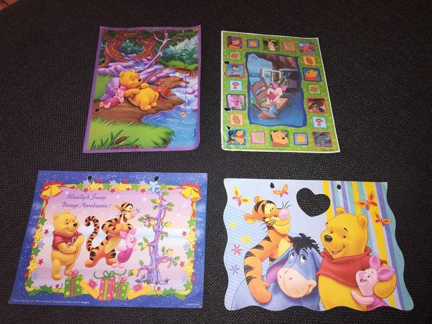 Karteczki - Disney, bajki, zwierzęta - bardzo dużo różnych