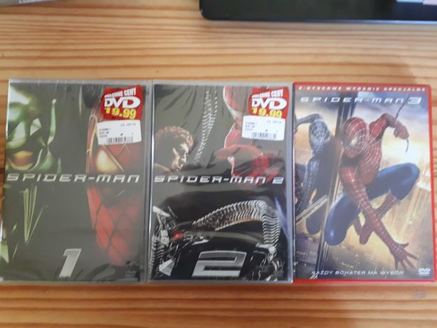 Promocja Spider - Man lektor polski
