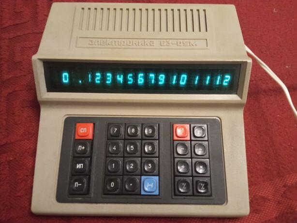 Калькулятор Электроника Б3-05М