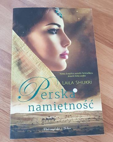 nowa książka Perska namiętność Laila Shukri