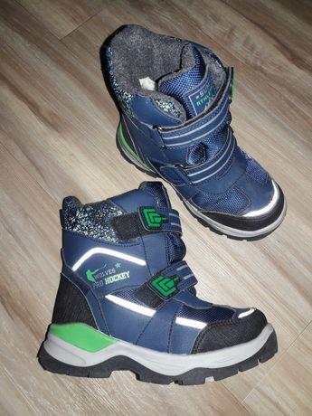 Ботинки Tom.m р.30 ст. 19 см Термоботинки.сапоги.