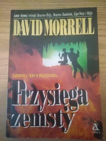 David Morrell - Przysięga zemsty
