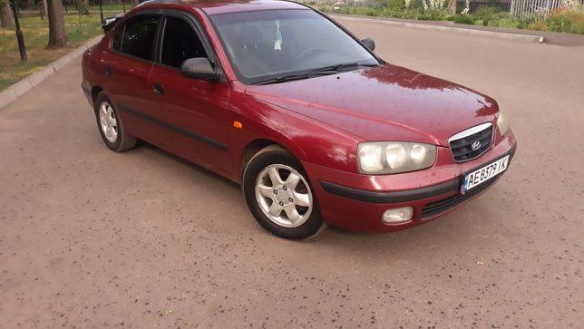 Продам машину хюндай элантра 2003