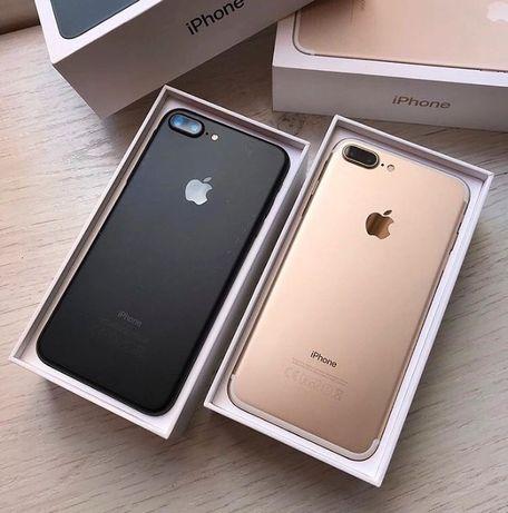Новый IPHONE 7 PLUS 32/128 ГБ GB • Айфон Розовый Черный Красный 8 плюс