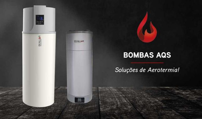 Bomba de Calor 300L  INOX